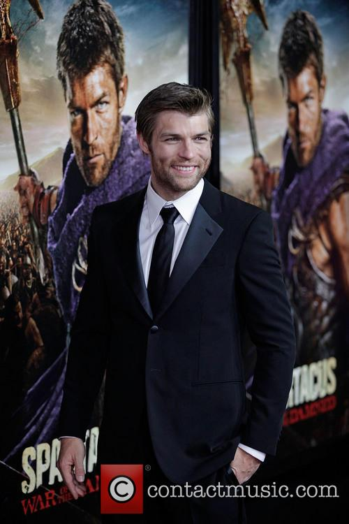 """""""Spartacus: War of the Damned"""" at Regal Cinemas L.A."""