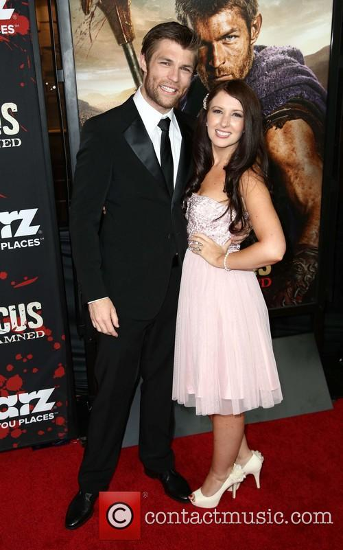 Liam McIntyre and Erin Hasan 5