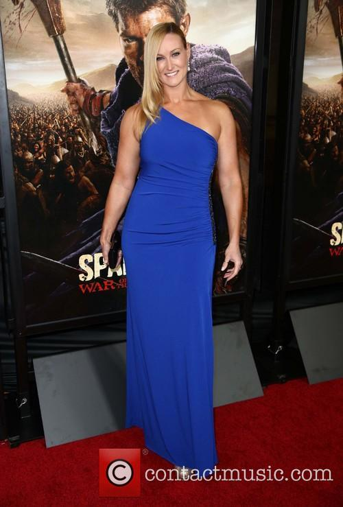 """""""Spartacus: War of the Damned"""" at Regal Cinemas L.A"""