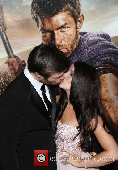 Liam McIntyre and Erin Hasan 6