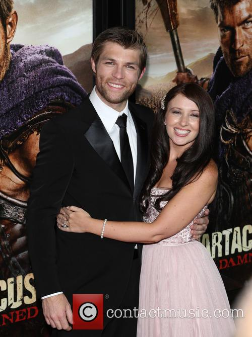 Liam McIntyre and Erin Hasan 7