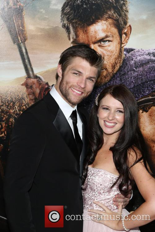 Liam McIntyre and Erin Hasan 8