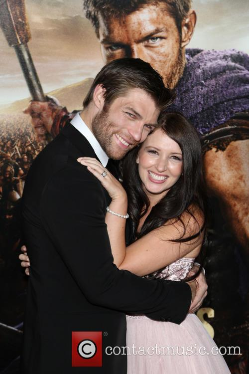 Liam McIntyre and Erin Hasan 9