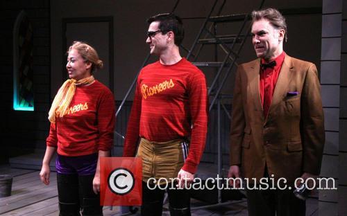 Kate Rigg, Dan Domingues and Greg Stuhr 4