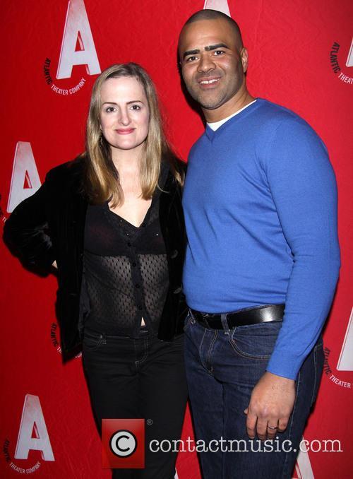 Keira Naughton and Christopher Jackson 2