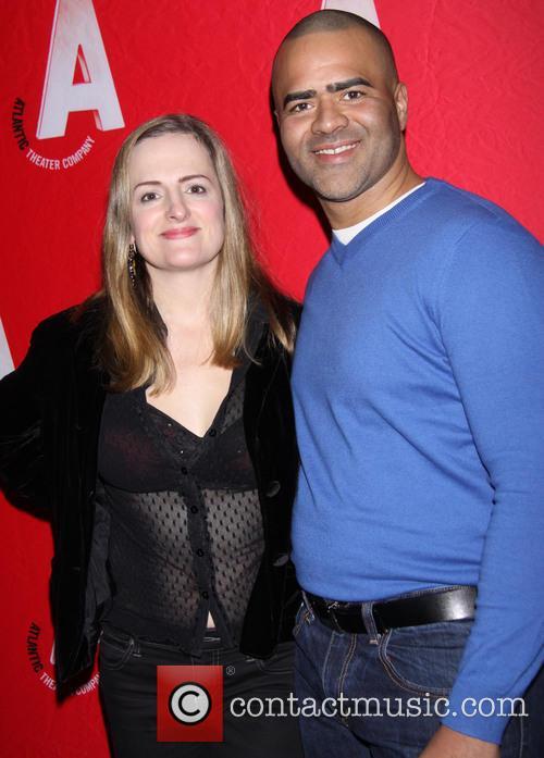 Keira Naughton and Christopher Jackson 1