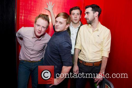 Alex Trimble, Ben Thompson, Sam Halliday and Kevin Baird 2