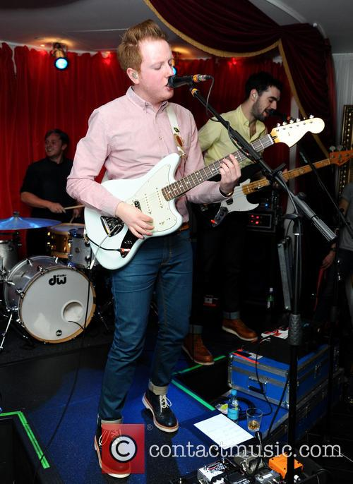 Alex Trimble and Two Door Cinema Club 1