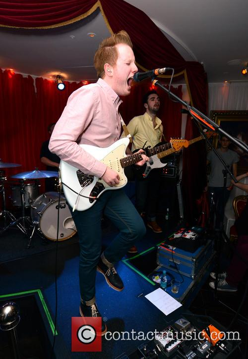 Alex Trimble and Two Door Cinema Club 6