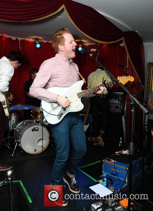 Alex Trimble and Two Door Cinema Club 8