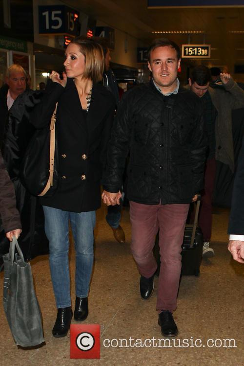 Alan Halsall and Lucy Jo Hudson 6