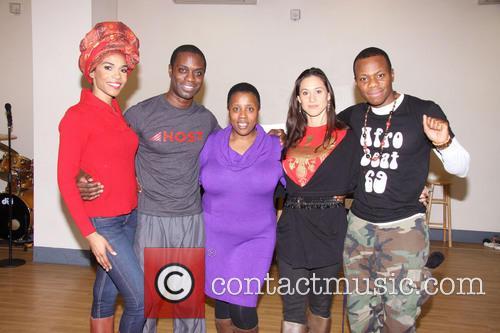 Adesola Osakalumi, Melanie Marshall, Maija Garci and Duain Richmond 2