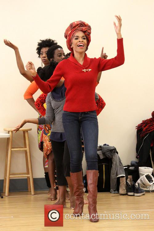 'Fela!' rehearsal preview