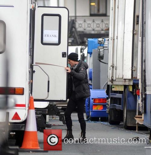 michael fassbender celebrities on the film set of 3463733