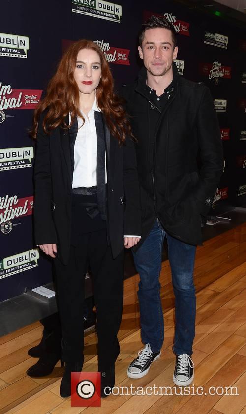 Kelly Campbell and Killian Scott 2