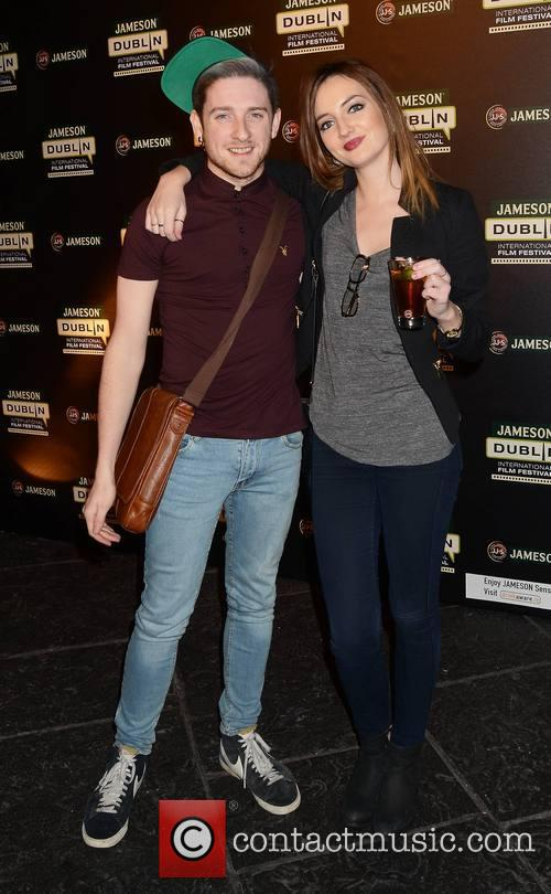 Stephen Byrne and Caroline Foran 2