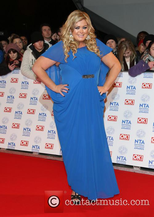 gemma collins national television awards 2013 3463971