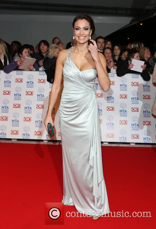 melanie sykes national television awards 2013 3463958