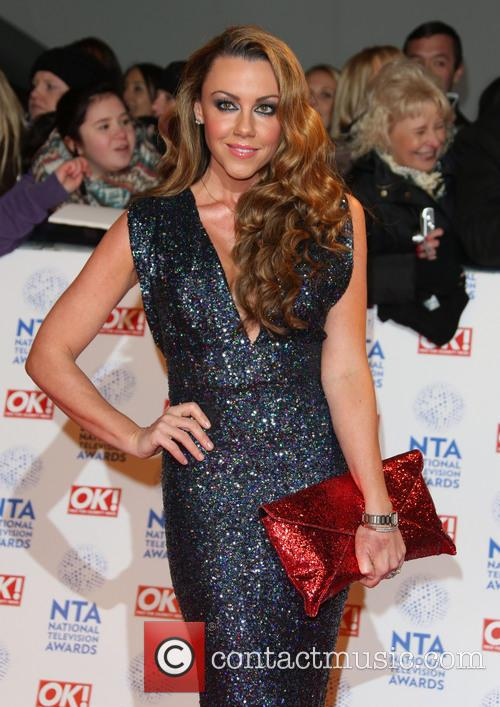michelle heaton the national television awards 3464142