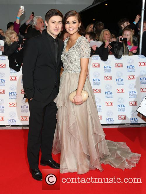 Tony Discipline and Jacqueline Jossa 2