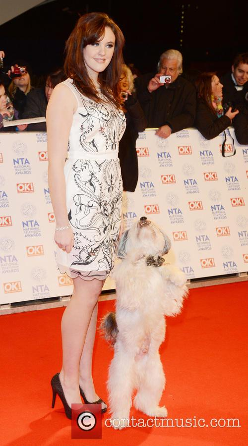 ashley pudsey national television awards 2013 3464058