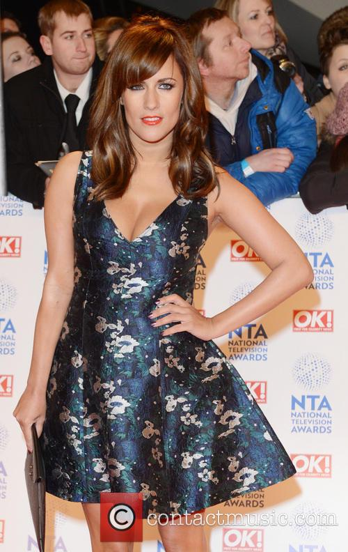 Caroline Flack, National Television Awards