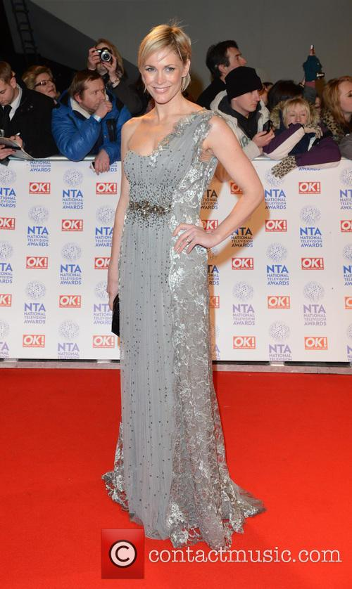 Jenni Falconer and National Television Awards 2