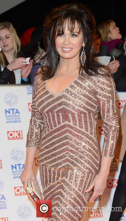 Marie Osmond National Television Awards 2013 9