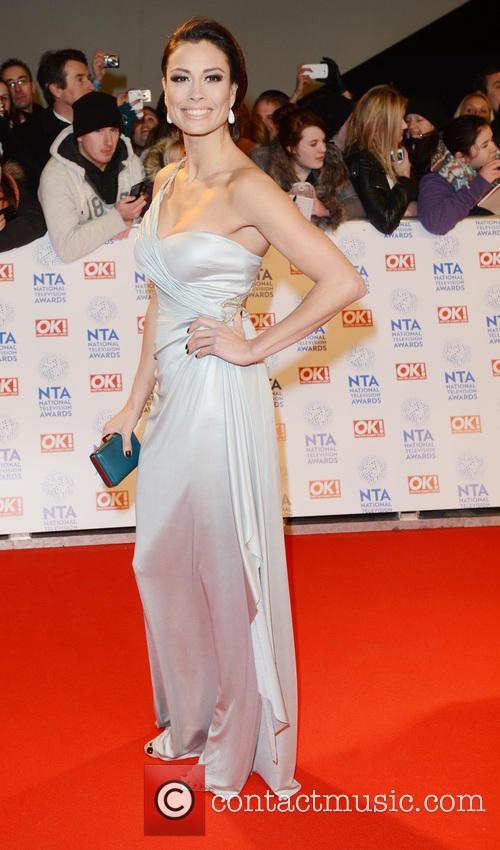 Melanie Sykes, National Television Awards