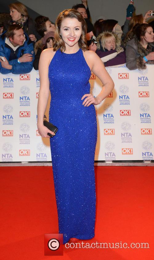 Jasmyn Banks, National Television Awards