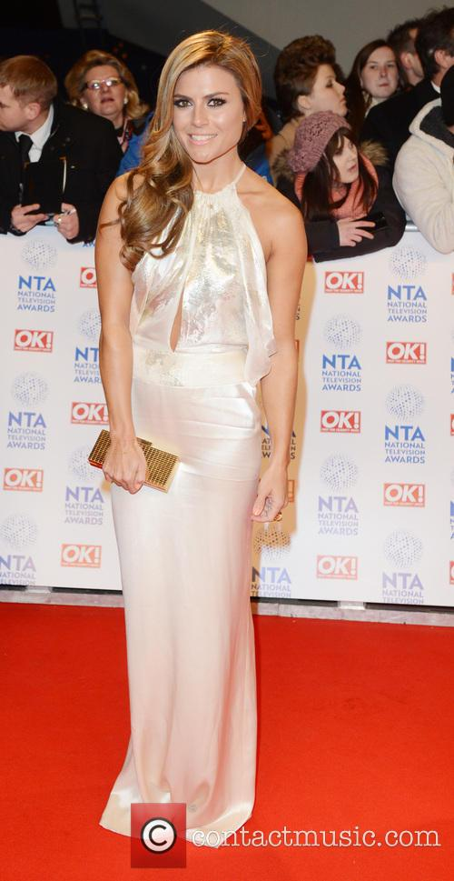 Zoe Hardman, National Television Awards