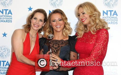 Darcey Bussell, Kimberley Walsh and Tess Daly 4