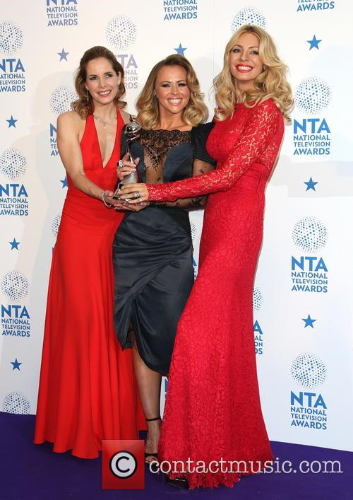 Darcey Bussell, Kimberley Walsh and Tess Daly 5
