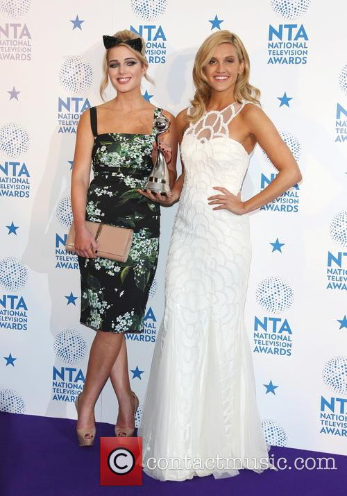 Helen Flanagan and Ashley Roberts 2
