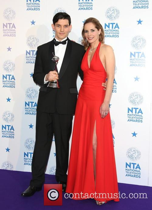 Colin Morgan and Darcey Bussell 2
