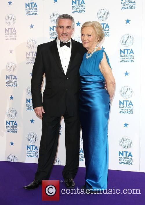 Mary Berry and Paul Hollywood 2