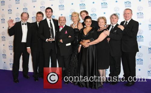 Mrs Brown's Boys Cast, National Television Awards