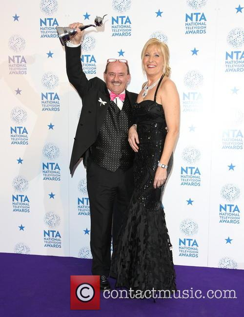 Brendan O'Carroll, Jennifer Gibney, Mrs Brown's Boys