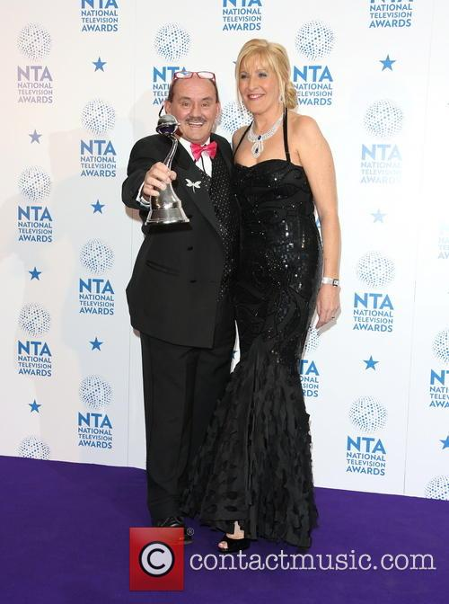 Brendan O'carroll and Jennifer Gibney 6