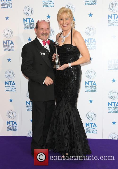 Brendan O'carroll and Jennifer Gibney 7