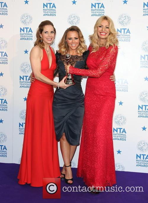 Darcey Bussell, Kimberley Walsh and Tess Daly 8