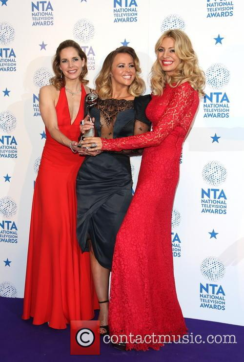 Darcey Bussell, Kimberley Walsh and Tess Daly 9