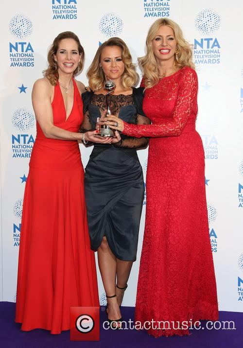 Darcey Bussell, Kimberley Walsh and Tess Daly 10