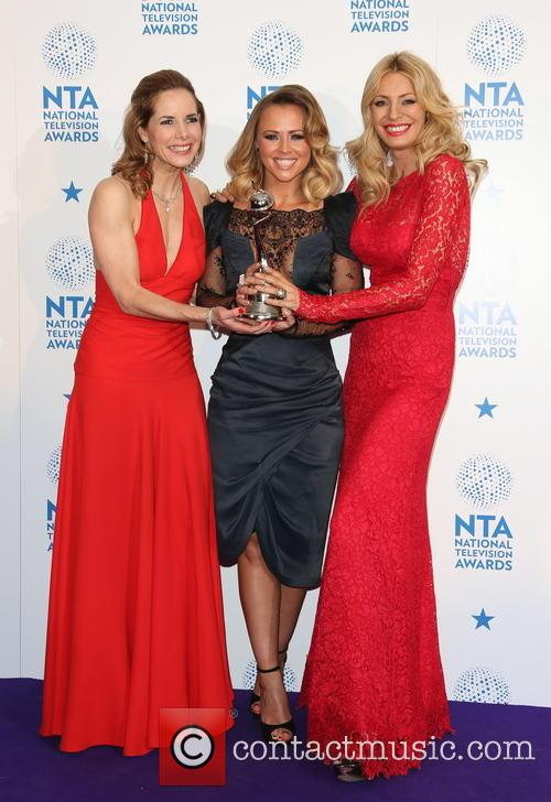 Darcey Bussell, Kimberley Walsh and Tess Daly 7
