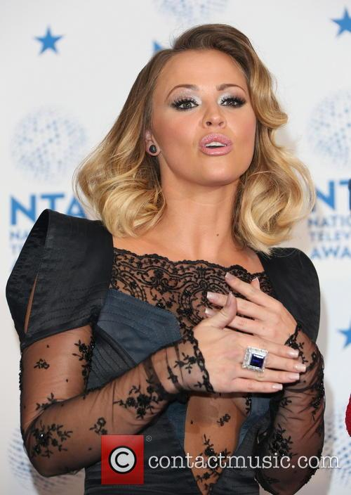 Kimberley Walsh, National Television Awards