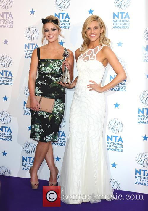 Helen Flanagan and Ashley Roberts 4