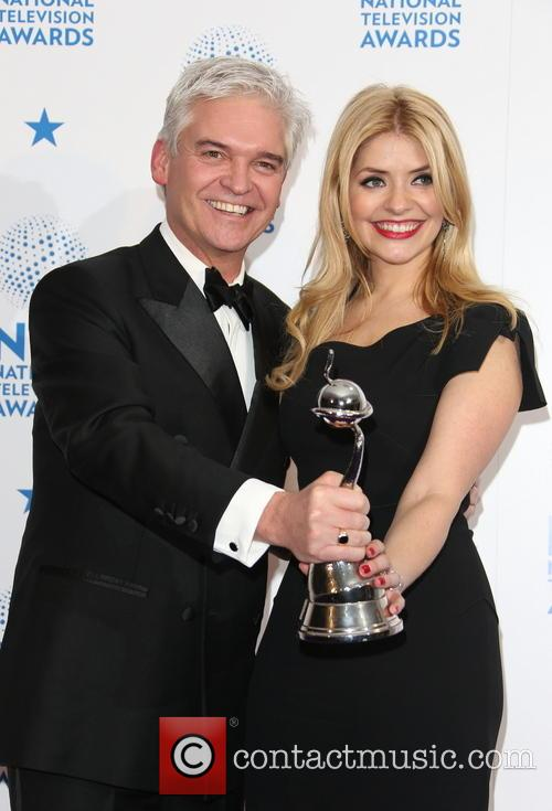 Holly Willoughby and And Phillip Schofield 6