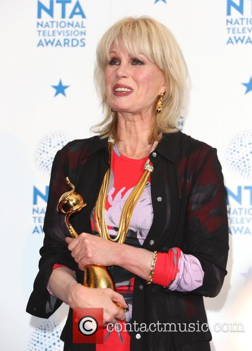 joanna lumley national television awards press room 3464506