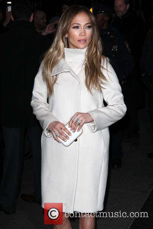 Jennifer Lopez, Museum of Modern Art  NYC