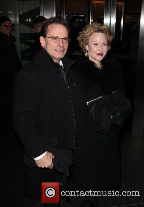 Peter Scolari and Guest 1